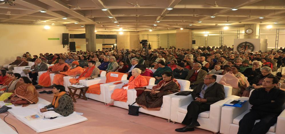 Swami Swaroopananda Ji's Yagna