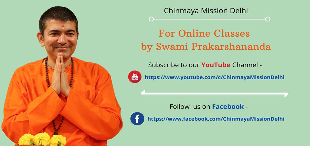 Chinmaya Mission Delhi